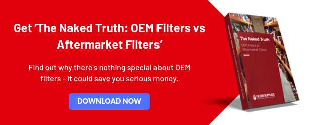 Get 'The Naked Truth: OEM Filters vs Aftermarket Filters'